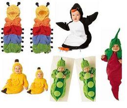 Wholesale 2014 hot sale Feleece Baby sleeping bag caterpillar pea banana pengiun chilli sleeping bags sack