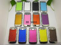 bb 9700 - Bling Stars Diamond Hard Case Back Cover for Black berry BB