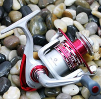 Spinning Christmas  1pc Fishing Spinning Reel RE5000A 5BB Ball Bearing FishingHigh Speed 4.7:1
