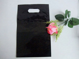 Wholesale China Post Air New Arrival Plastic bags Black Makeup Bag cm cm