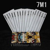 Wholesale 250pcs Tattoo Needles Magnum Sahder M1 medical stainless steel for Tattoo Machine Gun supply