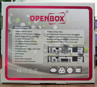 Wholesale openbox x5 hd openbox wifi usb satellite tv receiver