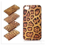 Wholesale For Iphone4S Frosted Leopard s Most Popular Mobile Phone Shell Noble And Beautiful European Style