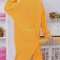 Anime Costumes Animal Christmas EQ9596 Unisex Kigurumi Cosplay Adult Animal Costume Lion King Pyjamas Pajamas Onesie XL