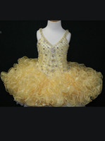 Spaghetti beautiful gift images - New Design Beautiful sale kids prom dresses girls pageant gowns shining sequins beaded halter ruched dress Flower Girl Dress Girls Best Gift