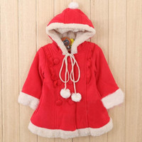 Wholesale High quality baby coat cotton velvet thickening jacket Autumn winter new arrival