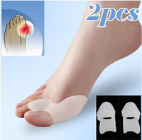 Wholesale Toe Gel Separators Stretchers Bunion Protector Straightener Corrector Alignment