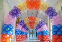 New Year balloon arch - Marriage wedding balloon Party Birthday balloon arch inch pearl balloon decoration PQ8001