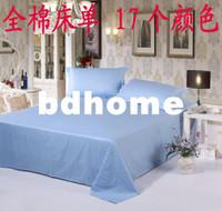 bedspread double cotton - 100 cotton satin simmons bed sheets cotton single double bedspread solid color stripe bedding home textile