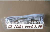 Wholesale UL approved IQ lamp power cord with on off switch and E lampholder and meter long cable