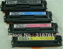 Wholesale Cartucho de toner da cor da alta qualidade para hp1215 CB540 CB541 CB542 CB543 CP1215 CP1510 CP1515N CP1518NI CM1312 MFP