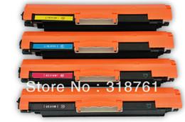 Cartouche de toner compatible de haute qualité pour HP CP1025 CP1025NW M175A CE310 311 312 313 126A CRG-329