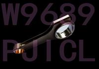 Wholesale for Suzuki Vitara G16A L H beam forged billet connecting rods H beam Stahlpleuel mit H Schaft bielle biella biela Quality warranty