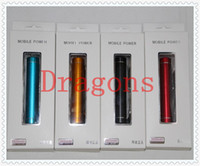 power bank charger - External Portable Battery mAh Mobile Power Bank charger for iPhone G S GS G iPod Digital Devices