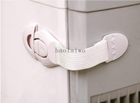 Wholesale Baby Care Children Safety Products Multi function Lock Protection Drop Shipping HC059