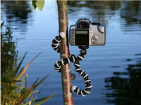Wholesale Hot Saling Small SIZE MM Digital Camera Flexible Tripod Spider Mount Holder Rotational Tripus