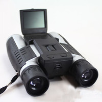 Wholesale Powerful Digital camera binoculars Vedio Recording LED Telescope multi functional High Quality DHL