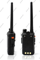 Wholesale GLL225 UV R dual band dual display dual standby walkie talkie BAOFENG February New laun