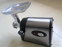 Wholesale GEEPAS stainless steel SPEED ELECTRIC meat grinder W KNG2010