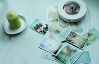 """Paper   """"The past is not like smoke the first season"""" boxed paper memory Postcard Birthday Card Greeting value Card 3 sets (1 sets of 30 Zhang)"""