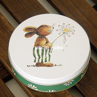 Bamboo Bedding Eco Friendly Rabbit mint tin zakka storage box . 2
