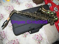 Wholesale Saxophone Newest Advanced CTE Antique Alto Saxophone with Case