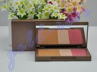 Wholesale HOT NEW Makeup bronzer highlighter blush g gift