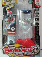Wholesale Original HASBRO Beyblade Battle Online Hasbro beybalde rock leone Spinning Tops