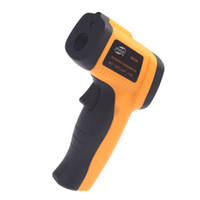 Household Infrared Thermometer  20 pcs a lot IR Infrared Gun Thermometer Digital Temperature Meter Tester Non-Contact Laser H602