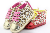 Girl Winter Leather Baby girls shoes Leopard Toddler shoes soft sole baby Walkers Wear Comfortable kids Casual Shoes-0226