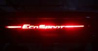 0 auto accessories - 3D carbon fiber car sticker brake light sticker for Ford Ecosport auto accessories