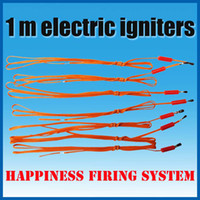 Wholesale 1000 Meter ematches electric match electirc igniter for fireworks display
