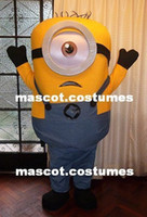 Wholesale New special Minions Mascot Costume