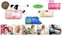 Wholesale Set of new practical pillowcase doomagic lovely modelling pillow