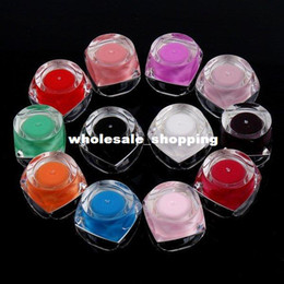 Wholesale 12 Color Nail UV Gel Dropshipping set HB4634