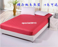 Wholesale 100 cotton satin fitted meters cotton simmons bed set bedspread