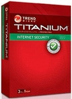 Antivirus & Security Internet Windows Trend Micro Titanium Internet Security 2013 2014 1Year 1pc 1yr 1user antivirus software