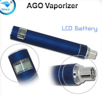 Electronic Cigarette Set Series  Dry herb vaporizer ago G5 with pen dry herb vaporizers elctronic cigarette Via DHL