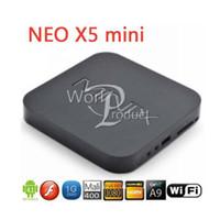 Dual Core Not Included Standard X5 RK3066 Dual Core Cortex A9 TV Box MINIX NEO X5 Google Android Smart TV Box Bluetooth HDMI 000346 5pcs