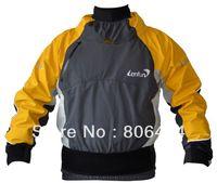Wholesale Whitewater kayak dry cags dry tops paddle jackets Touring Kayaking Sea Kayak Flatwater Rafting