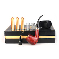 Electronic Cigarette Set Series  Classical E PIPE E Cig DSE 601 Electronic Cigarette Pipe Start kit for Healthy Smoking Free Shipping Electronic Pipes