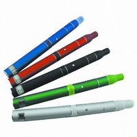 Wholesale Ago G5 Herb Vaporizer LCD Dispaly Portable Pen Style Dry Herb Vaporizer EGO LT ml Detachable Atomizer E Cigarette kit Super Quality