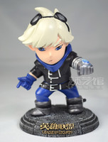 Wholesale League of Legends Action Figures of Explorer Ezreal Game Cute of LOL products