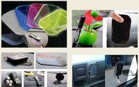 Free shipping Car Dashboard Sticky Pad Magic Anti- Slip Non- s...