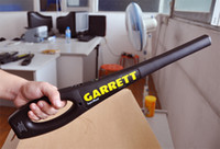 Wholesale Garrett wand super scanner hand held metal detector Police Guarding Guns and Weapons
