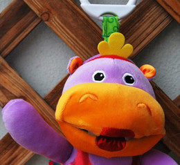 Wholesale Low price Lamaze Baby Toys Hippo Cloth Toys Cotton Baby Toys Play amp Grow Development Baby Toys From Bassy