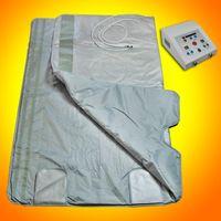 portable infrared sauna - UPDATED FIR FAR INFRARED SLIMMING SAUNA BLANKET SPA WEIGHT LOSS PORTABLE A V V A9 B