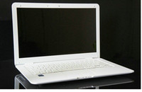 Wholesale 13 inch Laptop Notebook Intel D2500 GHZ Dual Core GB DDR RAM GB HDD Windows Laptop and Fast Shipping