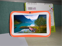 Wholesale 2013 Inch Android Dual Camera for children Tablet PC Capacitive Touch Screen