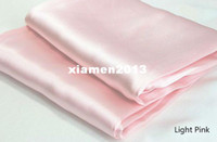 Wholesale 100 Silk Queen Size bed flat sheet bedsheet bedding new luxury Pink Purple Gold Blue White Beige